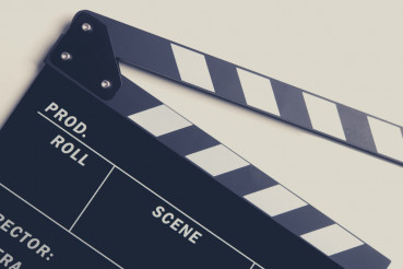 Film Making Clapperboard