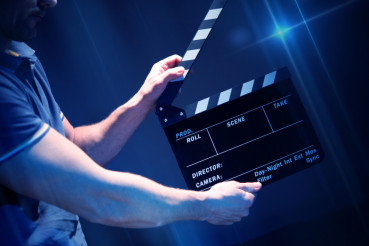 Film Stage Worker