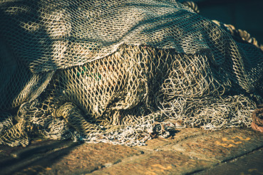 Fishing Village Nets