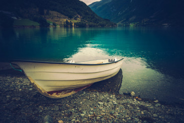 Fjord Shore Boat