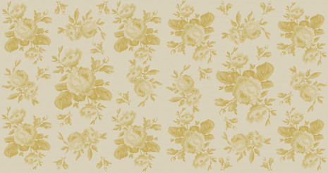 Floral Sepia Background