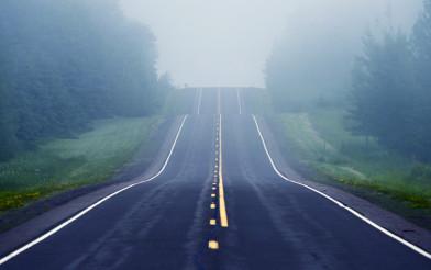 Foggy Road Ahead