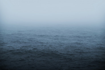 Foggy Sea Weather Theme