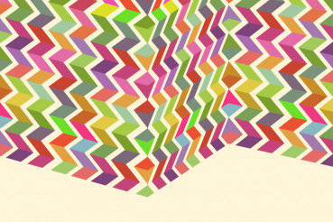 Folded Colorful Pattern