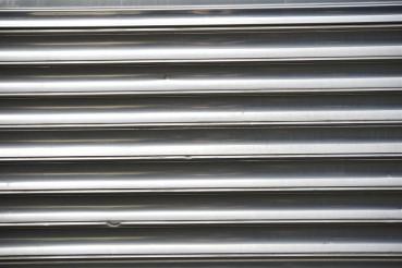 Folded Polished Metal