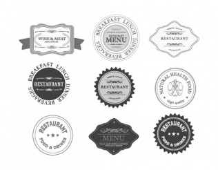 Food Business Labels