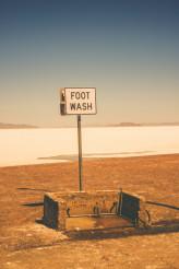 Foot Wash in Bonneville