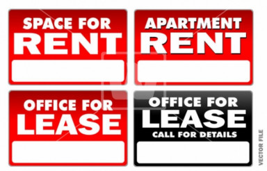 For Rent For Lease