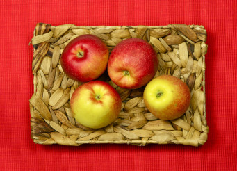 Fresh Garden Apples