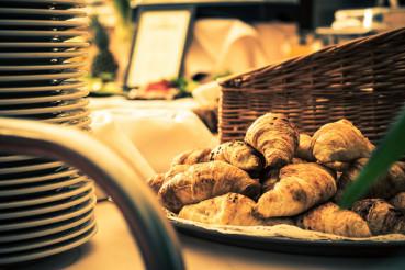 Fresh Italian Croissants