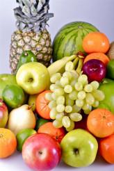 Fresh Organic Fruits Basket
