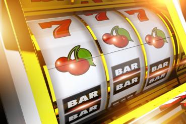 Fruit Slot Machine Concept