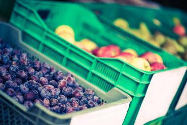 Fruits on Sale