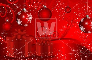 Full Red Christmas