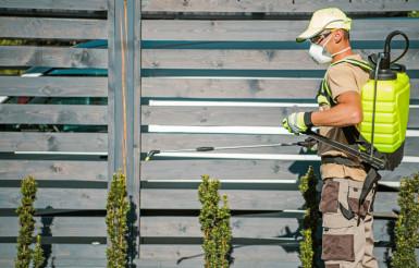Garden Insecticide Job