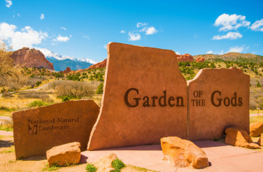 Garden of the Gods Park