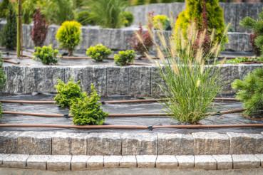 Garden Watering Technology