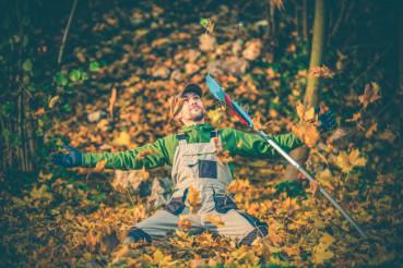 Gardener Welcome Fall Season