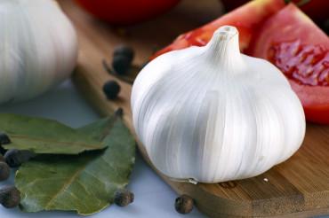 Garlic Fruit