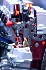 Gas Car Engine