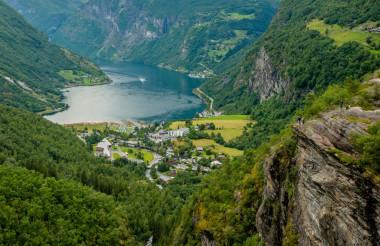 Geiranger Scenic Vista Point