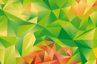 Geometric Abstract Backdrop