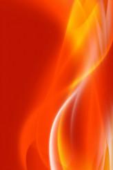 Ghosty Burn Background