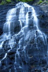 Glacier Waterfalls