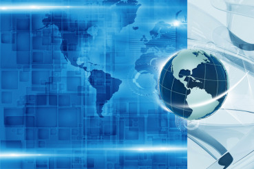 Global Tech Background