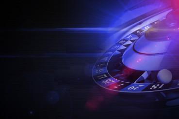 Glowing Purple Roulette