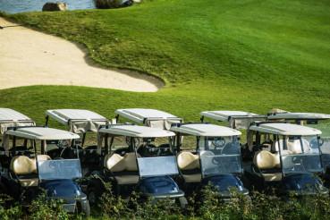 Golf Course Carts