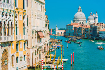 Grand Canal in the Venice