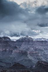 Grand Canyon Winter Scenery