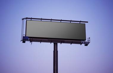 Grand Format Billboard