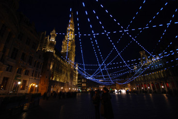 Grand Place from Brussels