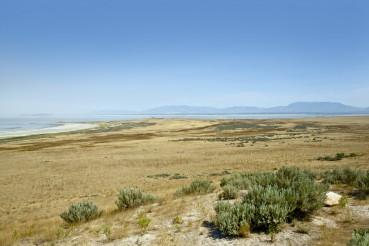Great Salt Lake Landscape