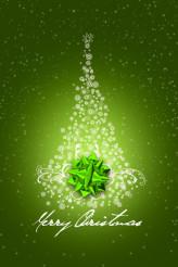 Green Christmas Design
