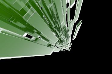 Green PNG Blocks