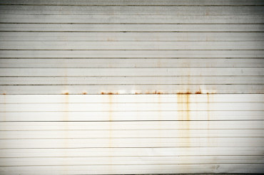 Grunge Garage Doors