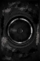 Grungy Speaker