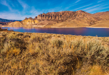 Gunnison River Reservoir