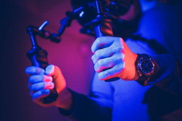 Handheld Camera Image Stabilization System