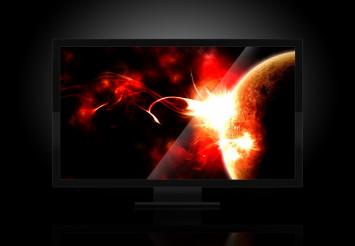 HD LCD Screen