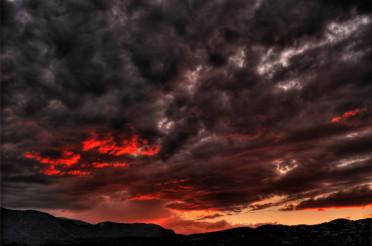 HDR Armageddon Sky