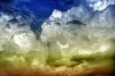 HDR Cloudscape
