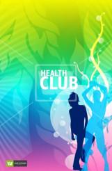 Health Club Vector
