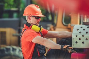 Heavy Construction Worker