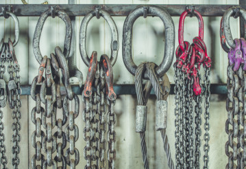 Heavy Duty Lifting Chains