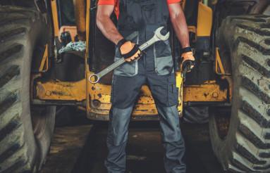 Heavy Duty Repair Job