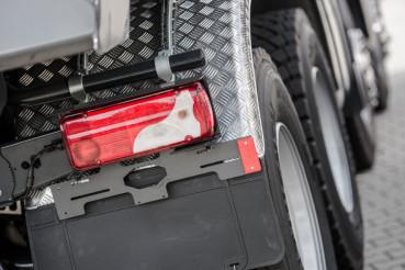 Heavy Duty Truck Closeup